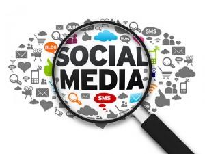 Social Media reclame