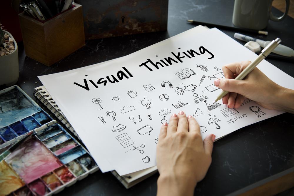 Visualiseren en visual thinking winnen bij bedrijven snel aan populariteit