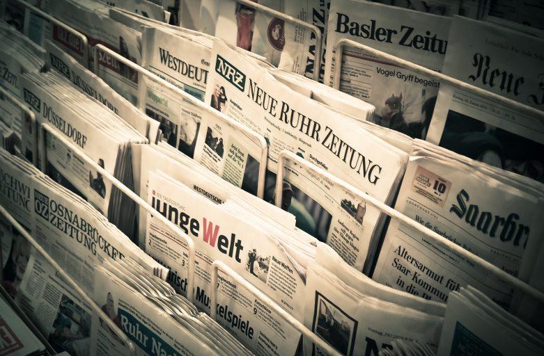 Hoekstra krantendruk
